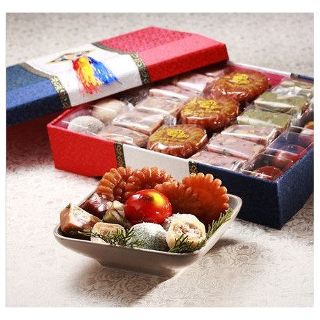 Classical mixed rice cake gift set (1505303)
