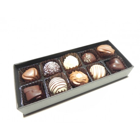Choco Brown 10 Chocolates (1608287)