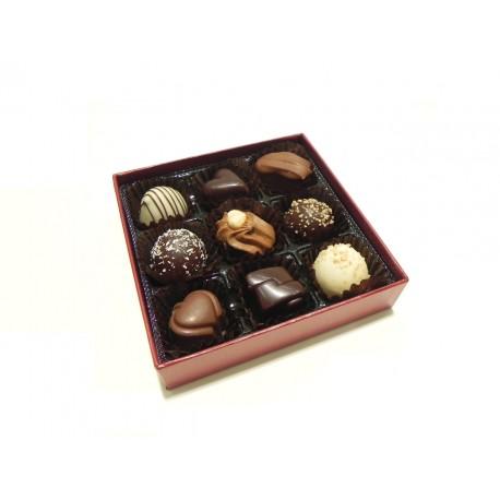 Royal Red 9 Chocolates(1608288)