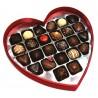 Ruby Heart 25 Chocolates (1703111)