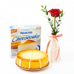 Philadelphia Plain Cheesecake (794g) ( HHC78260)