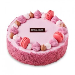 Love Blue Berry Cake( HAL41930)