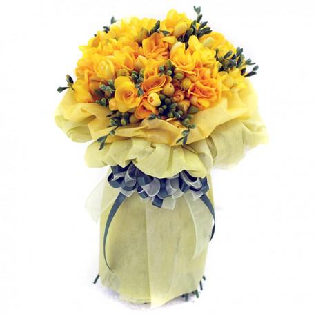 Freesia bouquet 2 (ONV-078)
