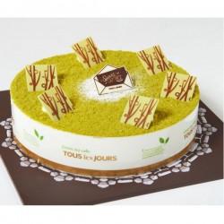 Green tea Cake 3(yck-13)
