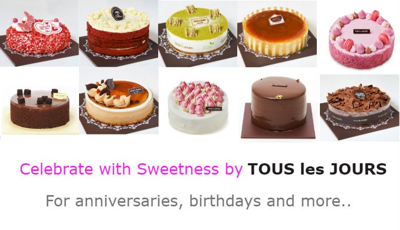 Celebrate birth day, anniversary and more with Sweetness Cake!