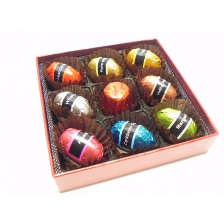 Whisky Bonbon 9 Chocolates (1701293)