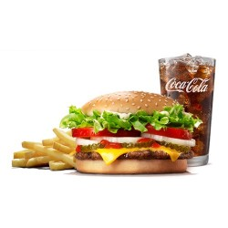 Cheese WHOPPER® Set