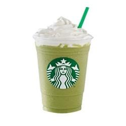 Green Tea Frappuccino® Tall