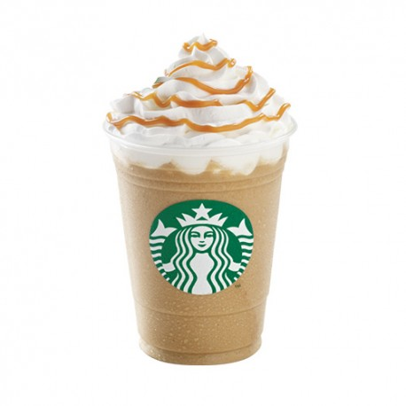 Caramel Frappuccino® Tall