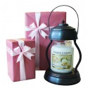 Yankee Candle 1 Large Jar + Candle Warmer Gift set