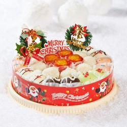Christmas rice cakes 3 (HAL30250)