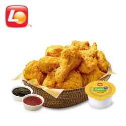 Lotteria Chicken Full pack