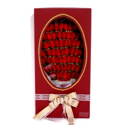 100 Red Roses Boxed Bouquet 1 (OFC-013)
