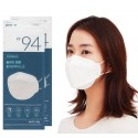 Purion KF94 White Easy-to-Breathe Mask 50 Sheets X 2 Sets for Adult