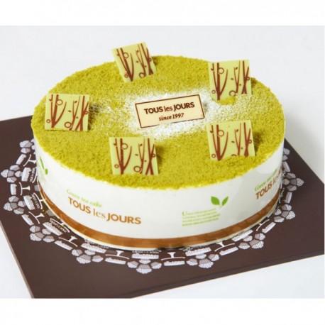 Green tea Cake 2(yck-01)