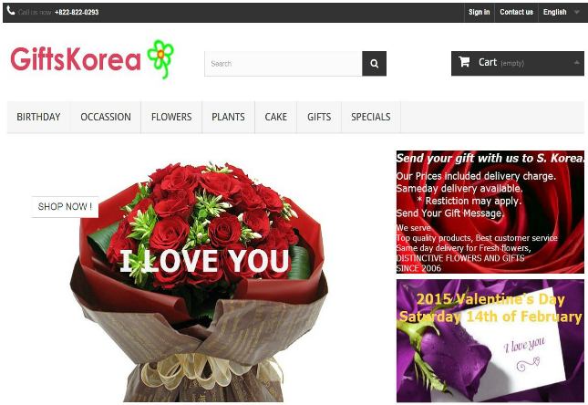 GiftsKorea.com