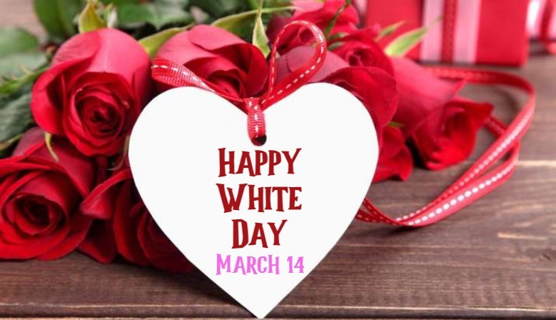 Time to order for White Day gifts to Some one in South Korea.