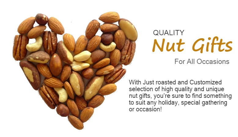 Nut Gifts for some one in South Korea!